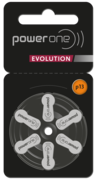 power one EVOLUTION - a new Performance Dimension of Hearing Aid Batteries